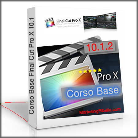 CORSO BASE FINAL CUT PRO X 10.1